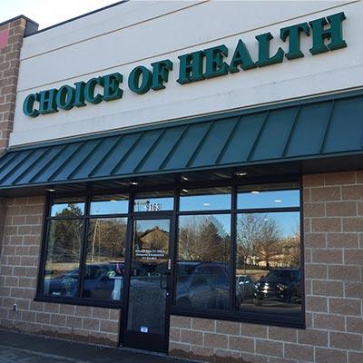 Chiropractic Overland Park KS office building